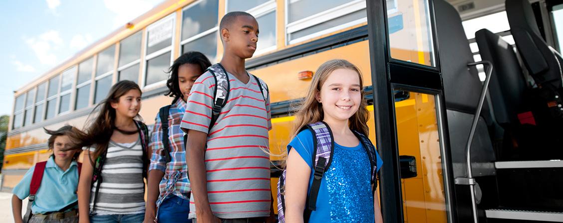 School Bus Stop Information